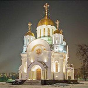 Религиозные учреждения Спирово